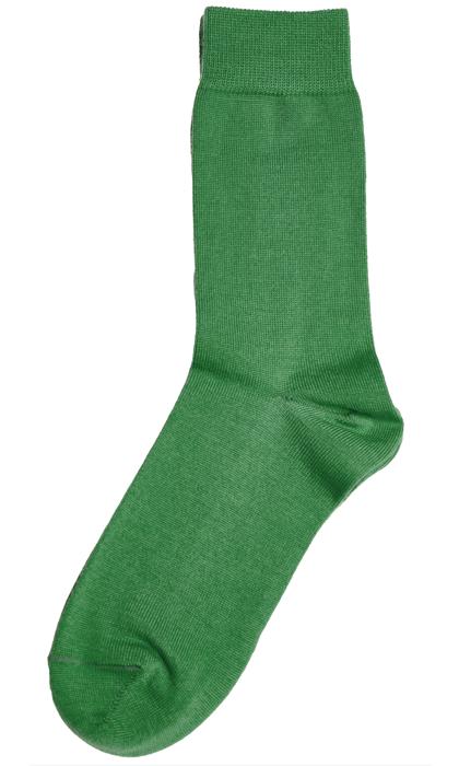Ullstrumpa Grön