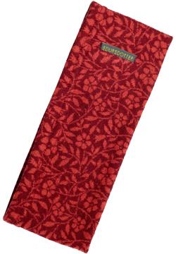 Pannband Vinca röd